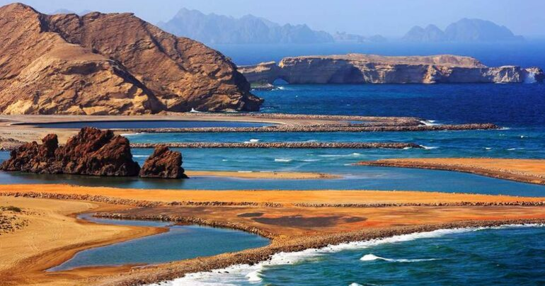 Places to visit in Oman, Oman tourism, Beaches in Oman, Yiti Beach Oman, Beaches in Muscat, Places ti visit in Muscat