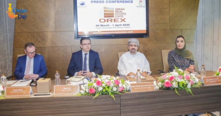 Oman Real Estate Expo in March next year