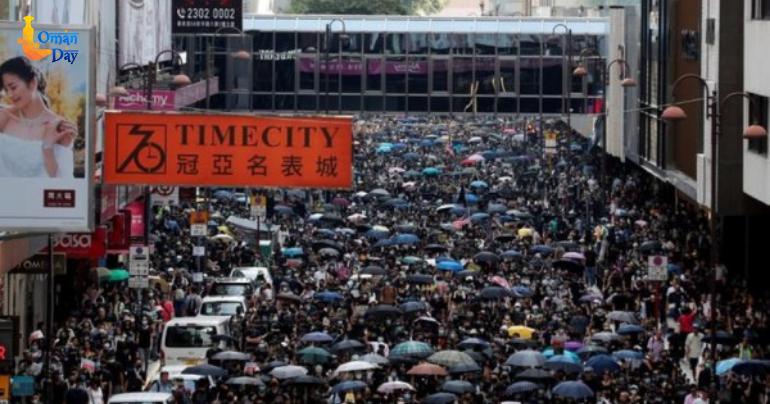 Fresh anti-government protests hit Hong Kong