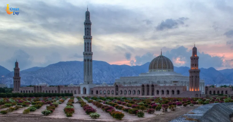 Muscat's Ten Most Beautiful Mosques
