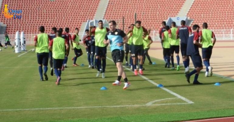 New coach Branko leads Oman football team's first internal camp