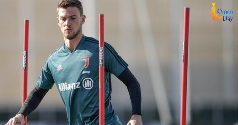 Coronavirus: Juventus centre-back Daniele Rugani 'fine' after positive virus test