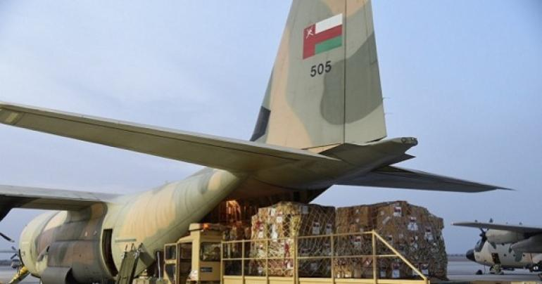 His Majesty orders to send humanitarian aid to Lebanon