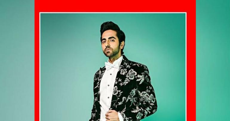 Ayushmann Khurrana becomes youngest Indian to be featured in TIME's list of 100 most influential people 2020