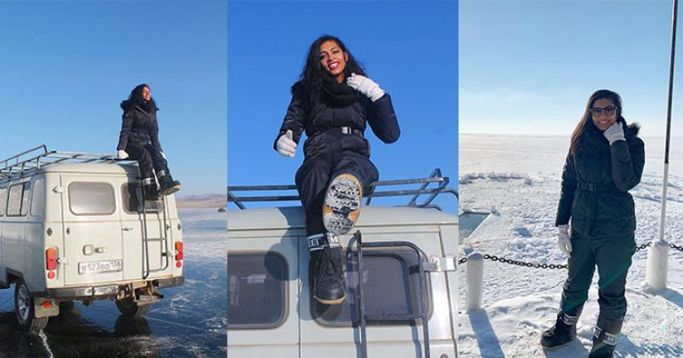 Diving into adventure: Laila Al Habsi's less-travelled path
