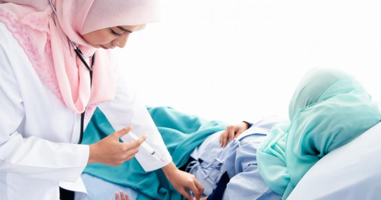 The average Omani family spends OMR9 a month on health