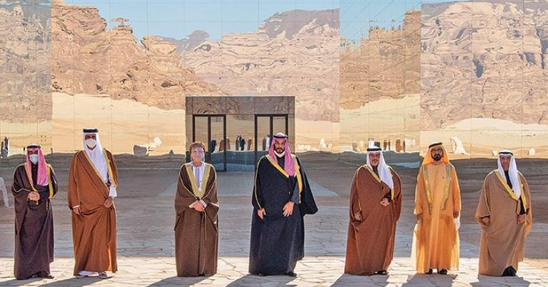 GCC leaders pay tribute to late HM Sultan Qaboos